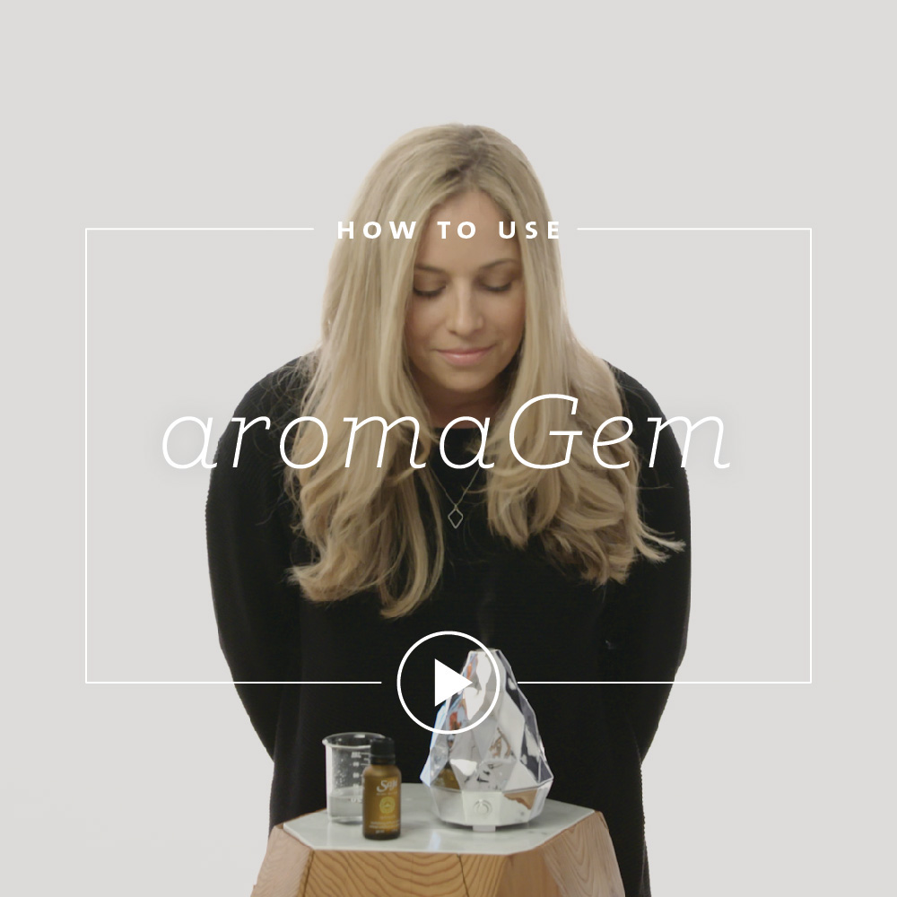 How to Use aromaGem