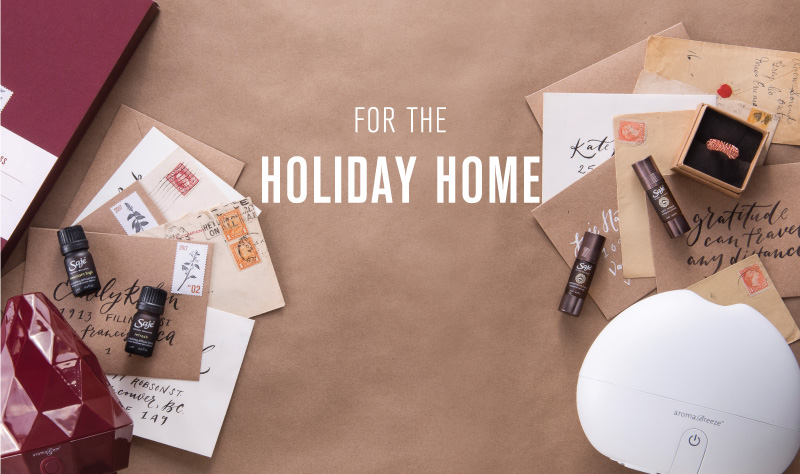 For the Holiday Home