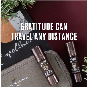 Gratitude Can Travel Any Distance