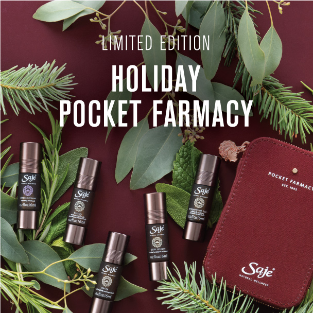 Pocket Farmacy Oil Blend Convenience Kit