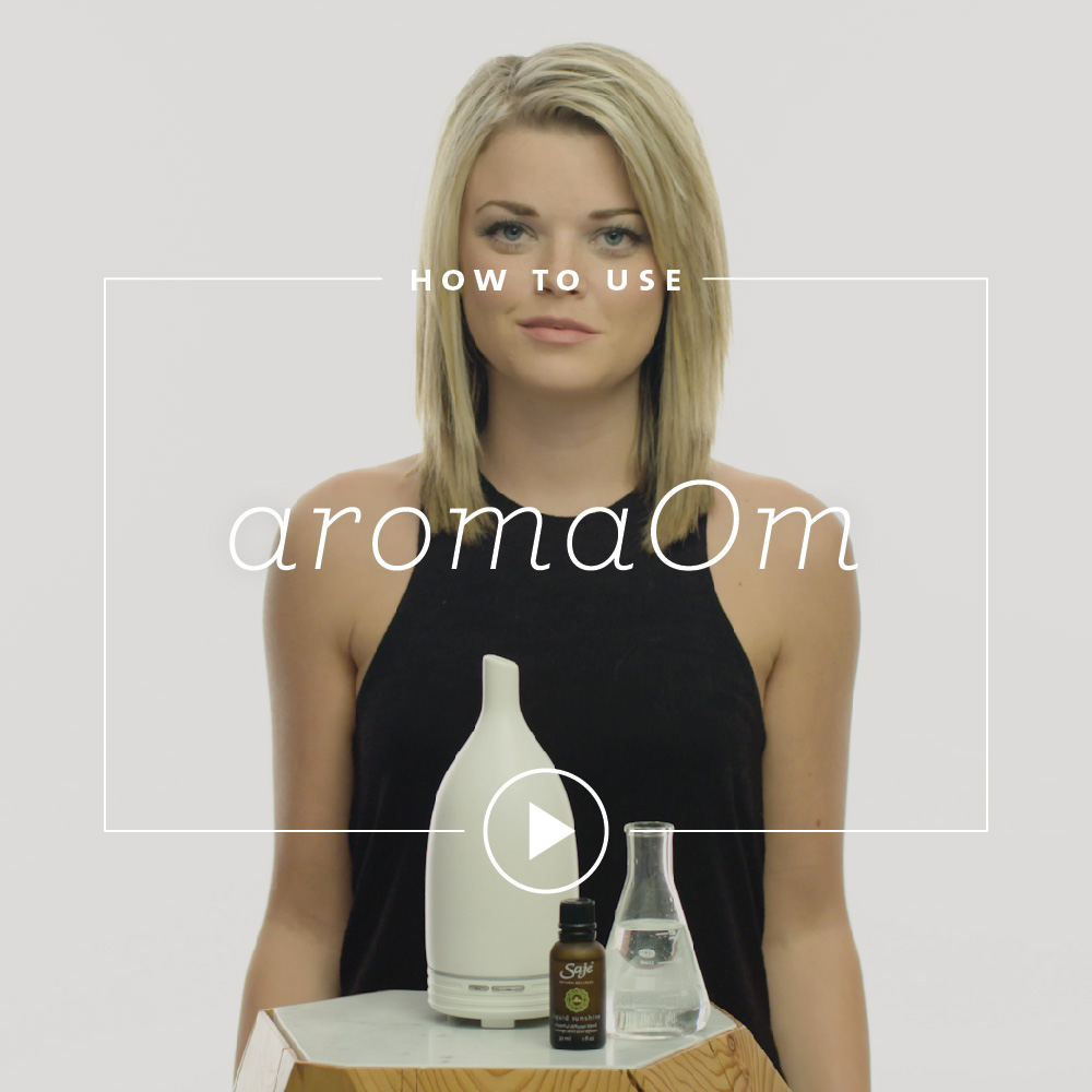 How to Use aromaOm