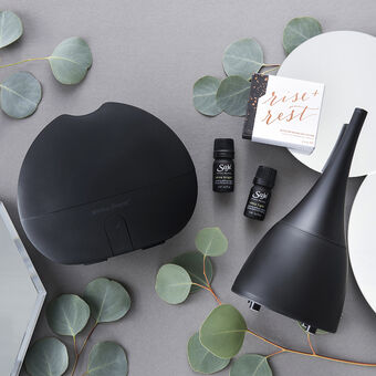 AROMABREEZE® ULTRA MATTE BLACK