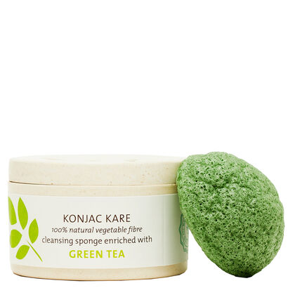 KONJAC KARE GREEN TEA