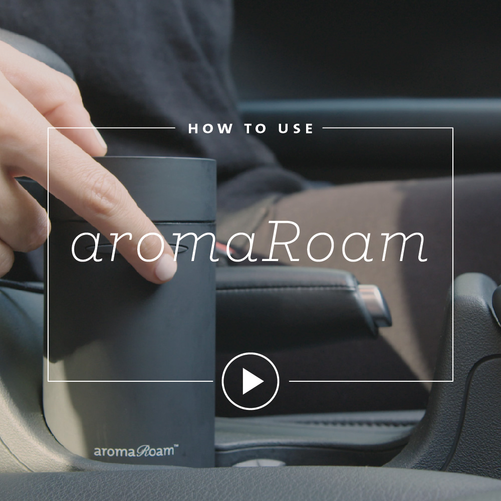 How to Use aromaRoam