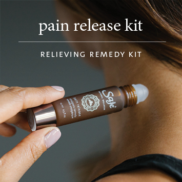 Pain Release Kit - Relieving Remedy Kit