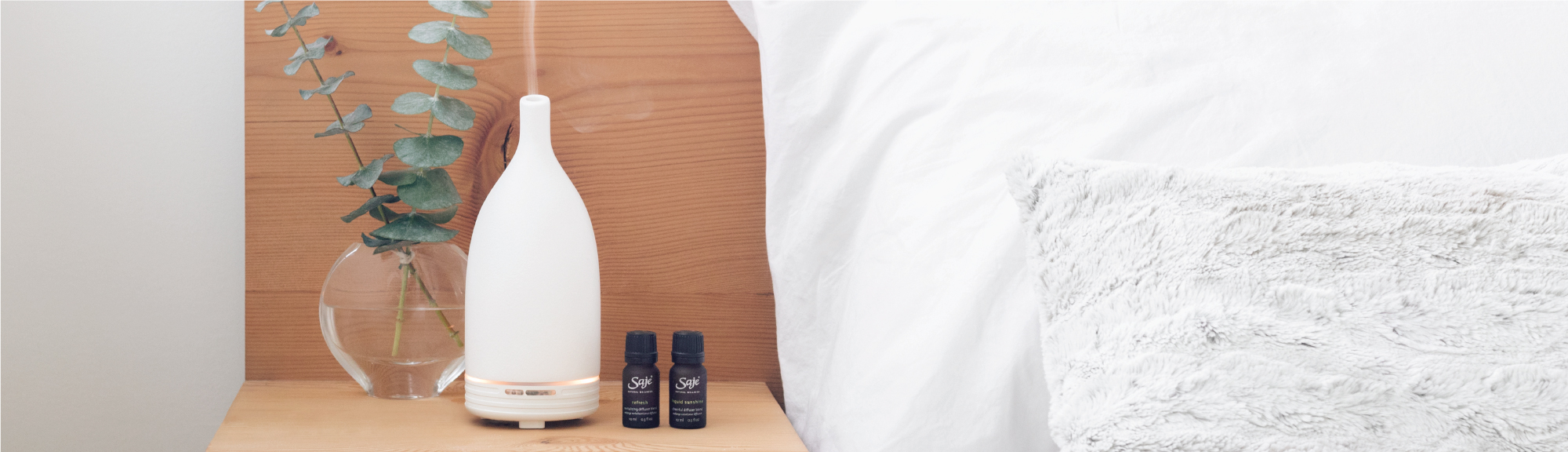 How to sleep better using essential oils.