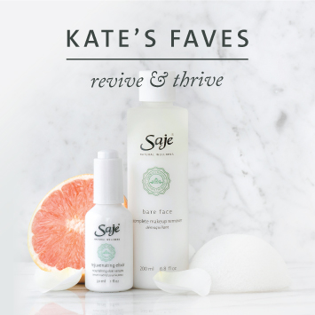 Kate's Faves Revive & Thrive