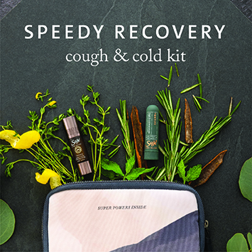 Speedy Recovery Cough and Cold Kit