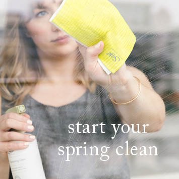 Kate's Faves Spring Clean
