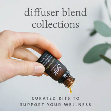 Good Health Diffuser Blend Collection Saje Essential Oils