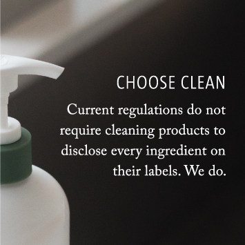 Choose Clean