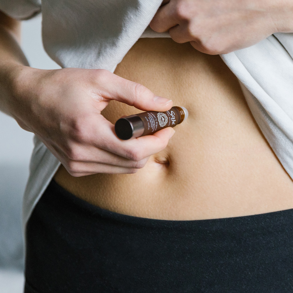 Saje Eater's Digest Digestion Easing Remedy