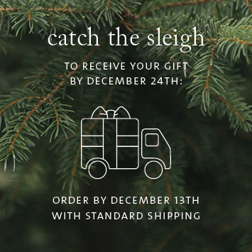 order by december 13 to get your presents for december 24th