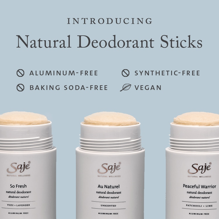 INatural deodorants