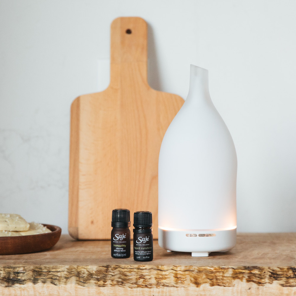 Diffuser gift set without batteries