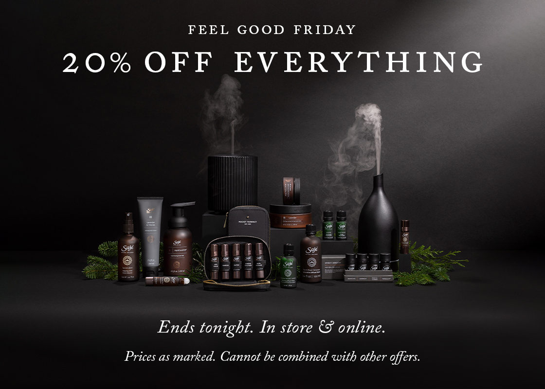 Black Friday - 20% off eerything
