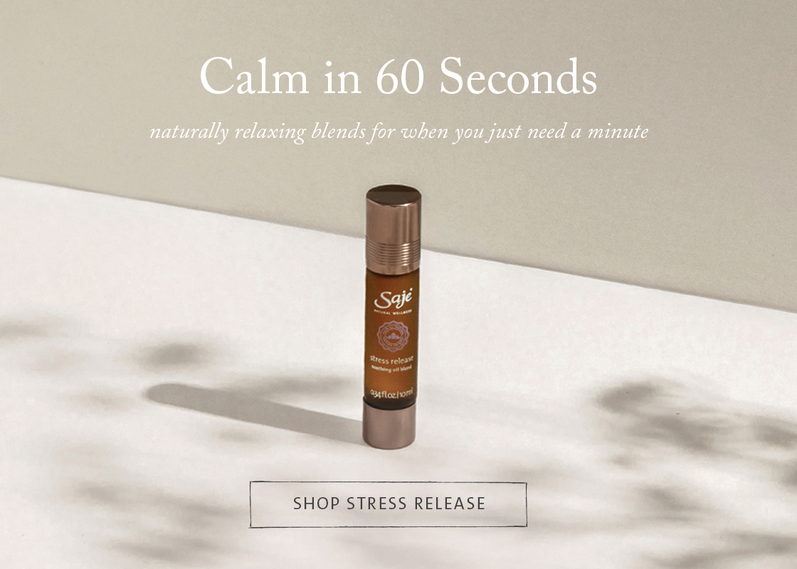 Natural Relaxing Blends - shop stress