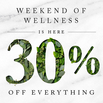 weekend of wellness