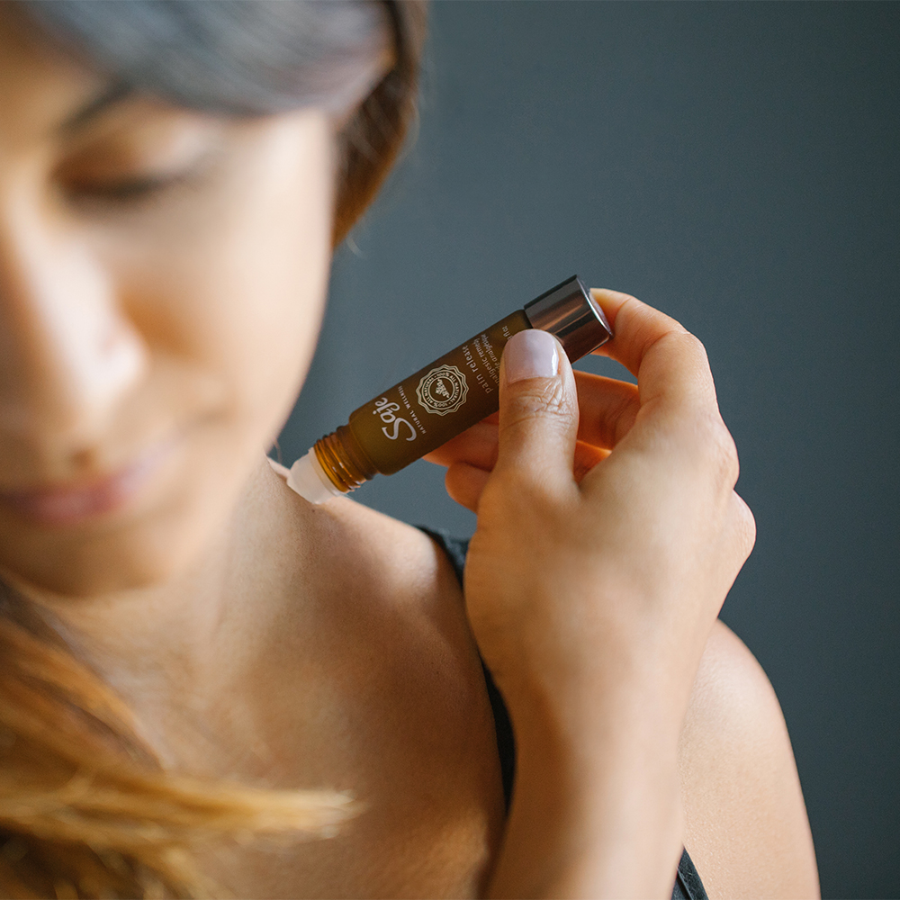 Natural Remedies: Pain Release roll-on
