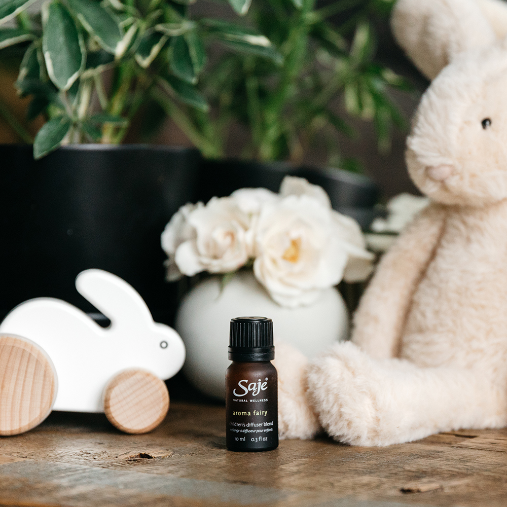 Usage And Safety Of Essential Oils With Babies And Children