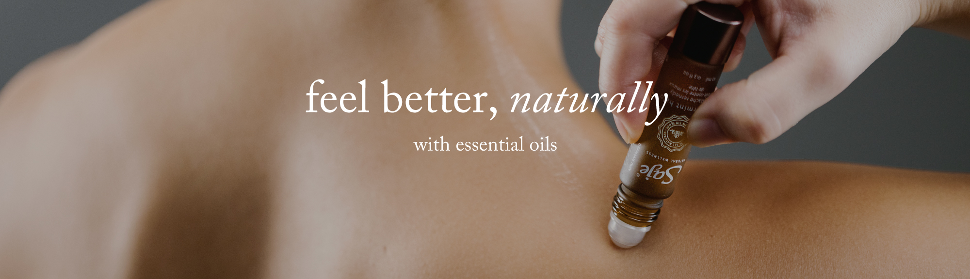 Feel better with essential oils