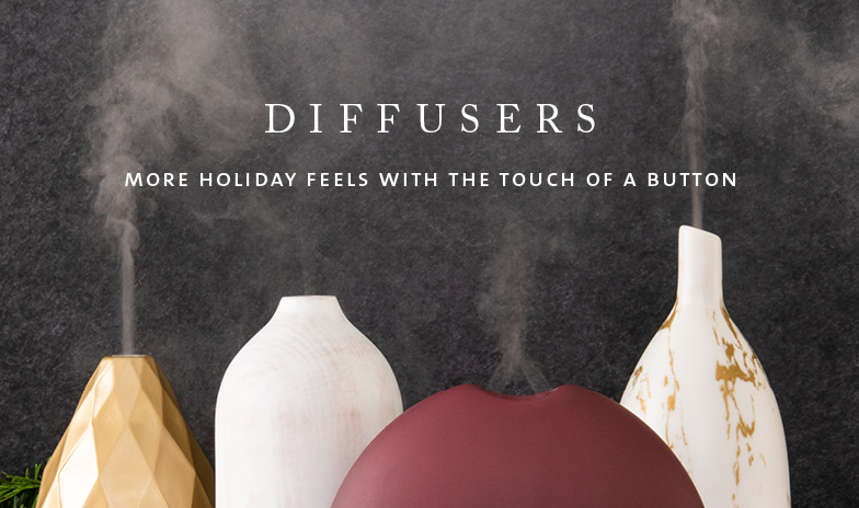 Holiday Diffusers