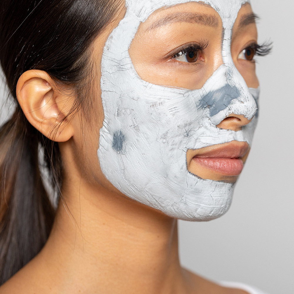 Clay Cleanse face mask
