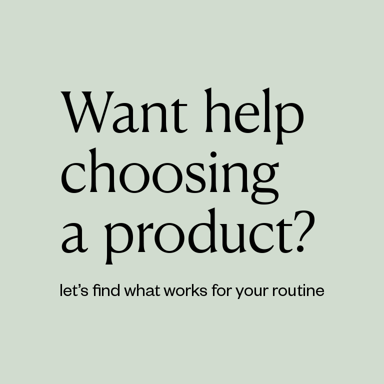 Want help choosing a product? Take our Quiz