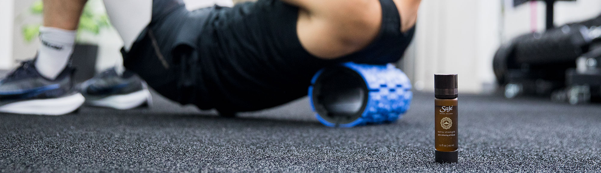 Recover Naturally with Foam Rolling