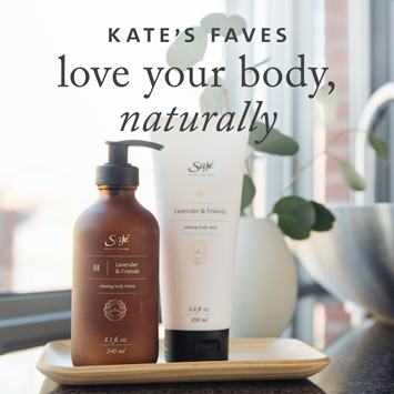 Kate's Love Your Body Naturally