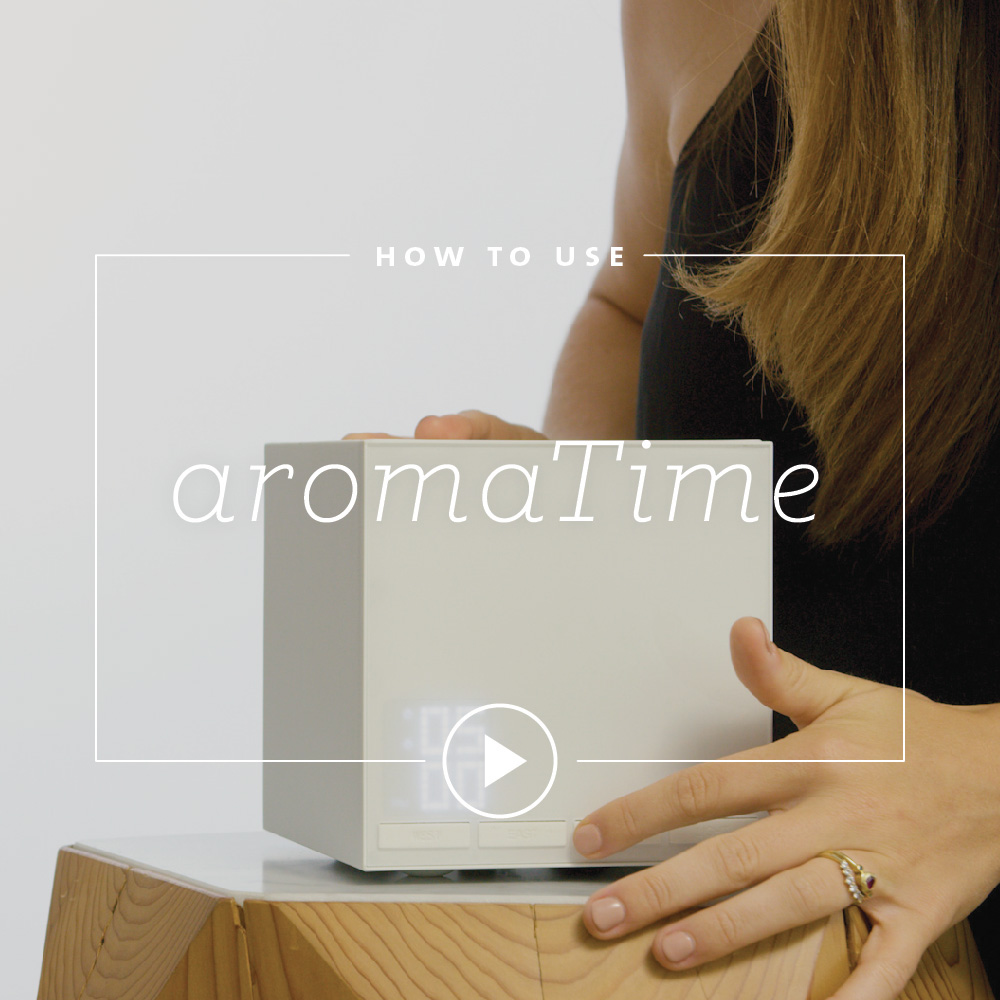 How to Use Aroma Time