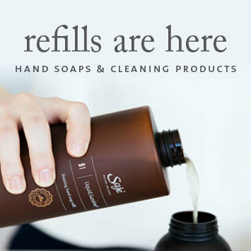 Hand Soaps and Cleaning Product Refills