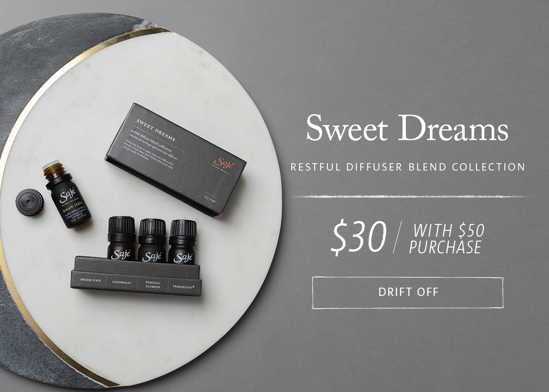 sweet dreams restful diffuser blend collection image