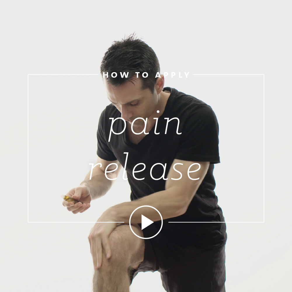 How to Apply Pain Release