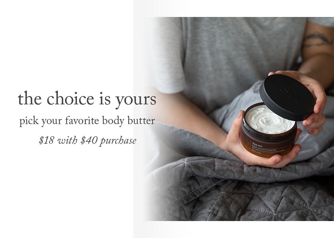 Your Choice Body Butter