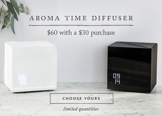 Aroma Time Diffusers