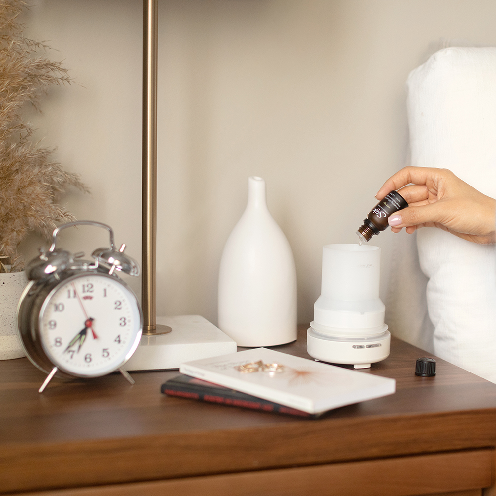 Self Care Diffusers and Essential Oils