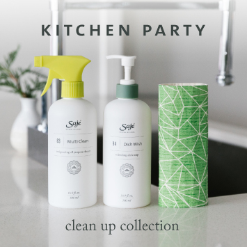 Kitchen Party Clean Up Collection