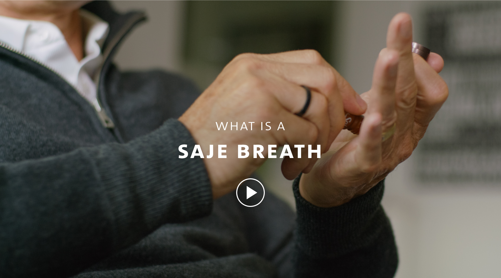 Why You Should Try a Saje Breath