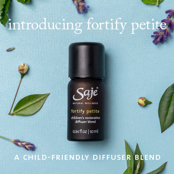 Fortify Petite Children's Cough & Cold Diffuser Blend
