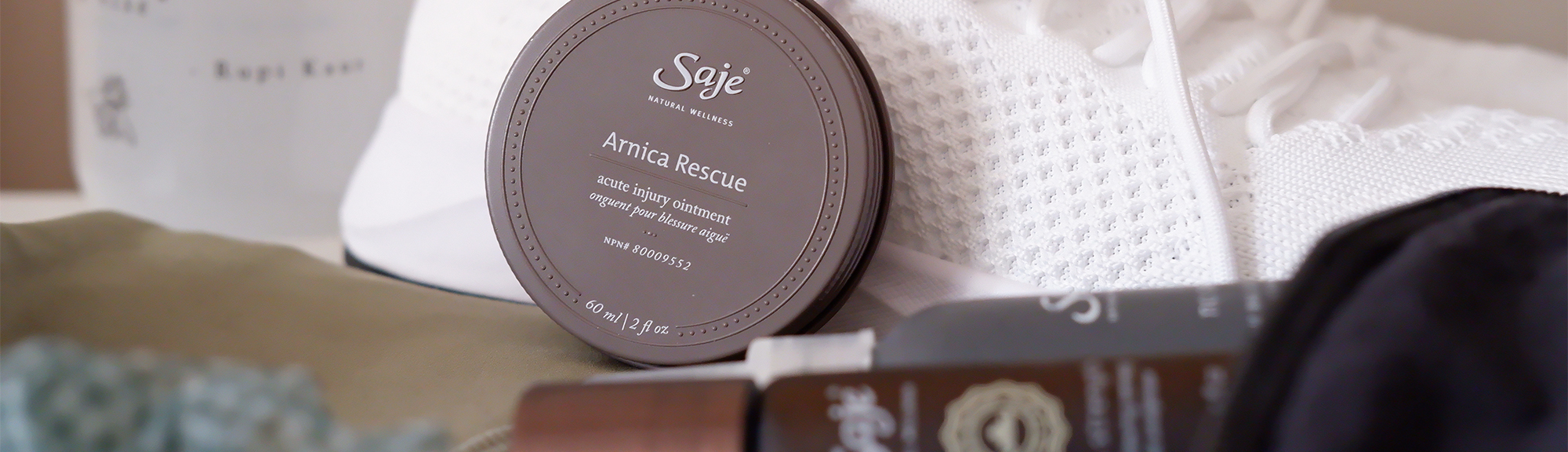 Saje In The Media: Pain & Recovery Products