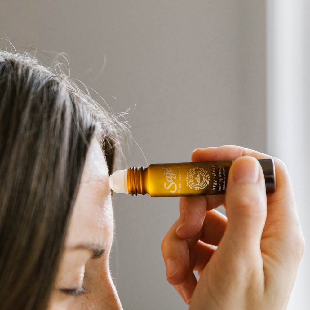 Allergy Release Remedy Essential Oil Blend