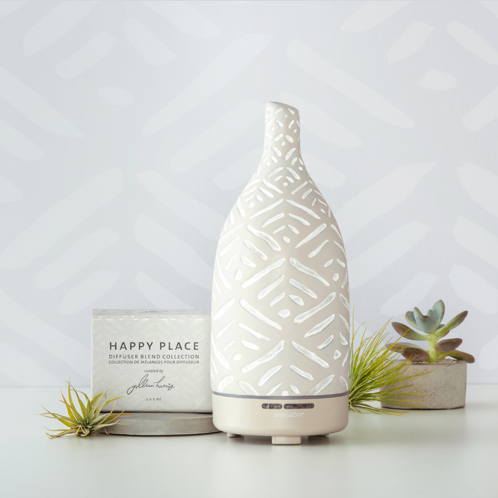 Jillian Harris Happy Place Diffuser Blend Collection
