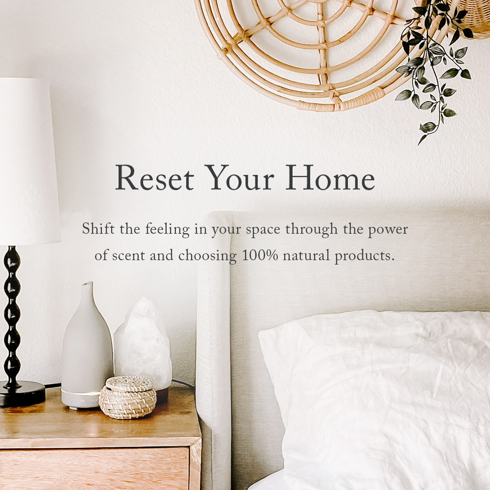 Category Header Image: Reset Your Home